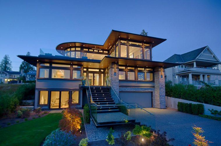 Moderne Häuser